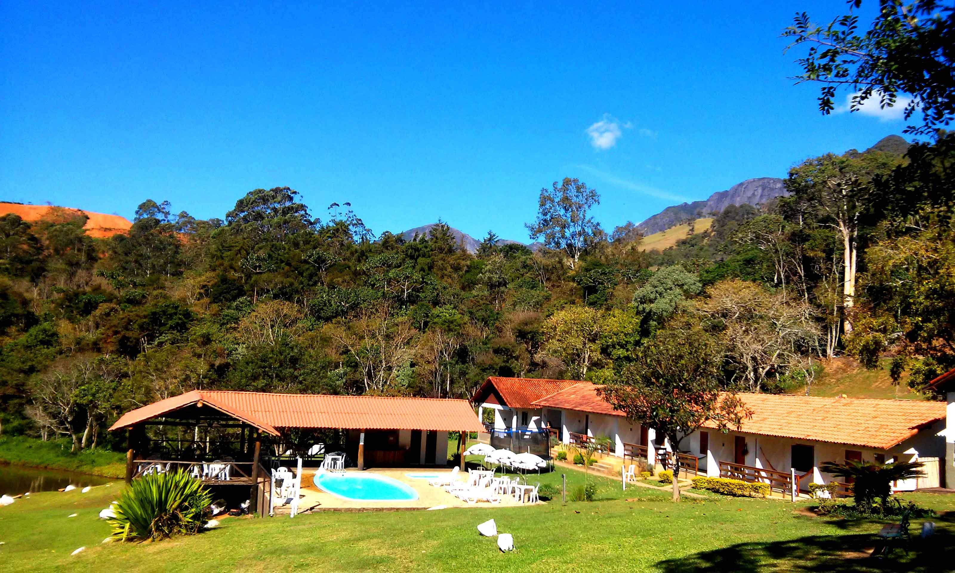 Hotel Fazenda Boa Vida Ideal Para Seu Lazer E Descanso